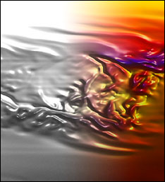 Fluid Flow Visualization